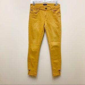 Dear John Joyrich Comfort Skinny Mustard Jeans 26
